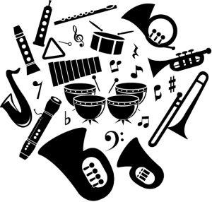 色々な楽器