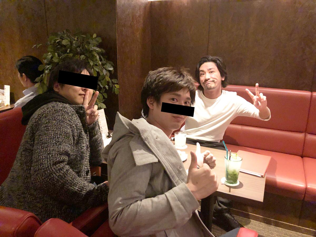 アクセスジャパン札幌、年度末飲み会の二次会